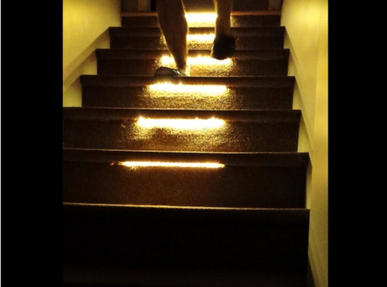 Stairway To Lights Hackster io