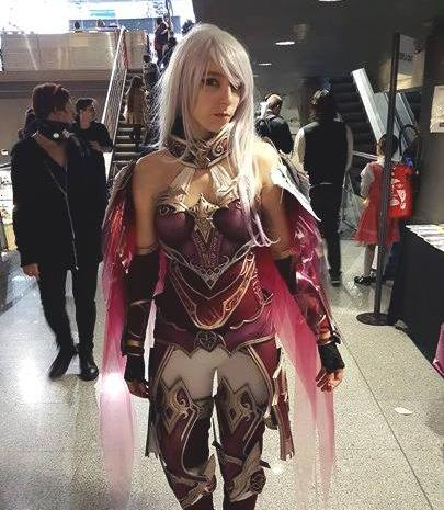 Aion Cosplay completed mastarius costume from aion is impressive « adafruit