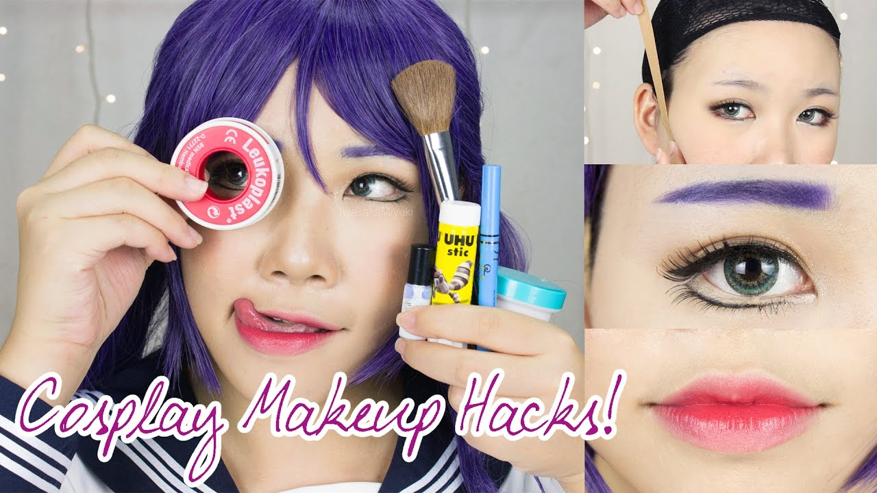 Cosplay Makeup Tips And How To