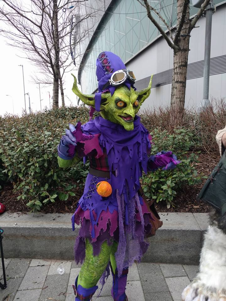 An Update For The Green Goblin 171 Adafruit Industries