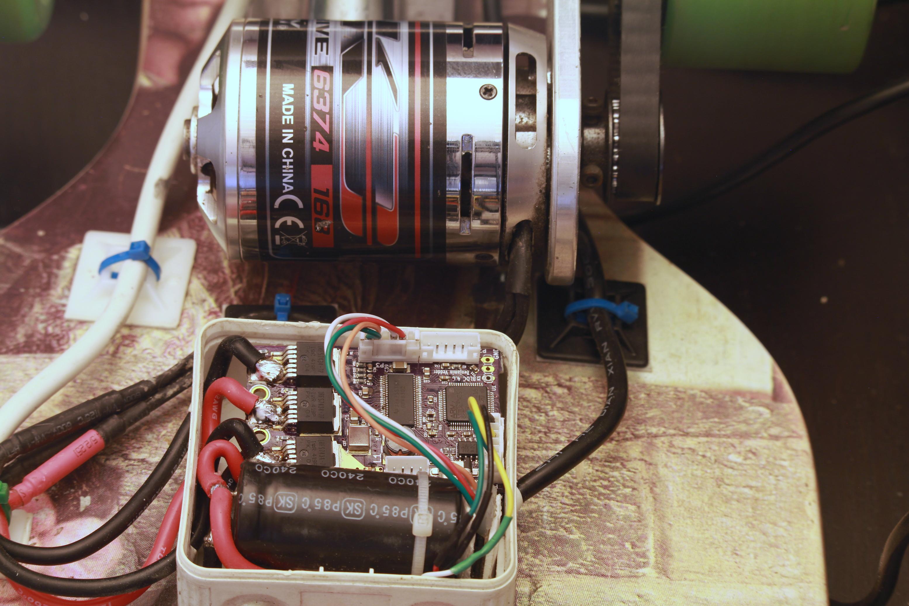 Electronic Speed Controller Design 12f675 Based Brushed Motor Esc Open Source Vesc Brushless