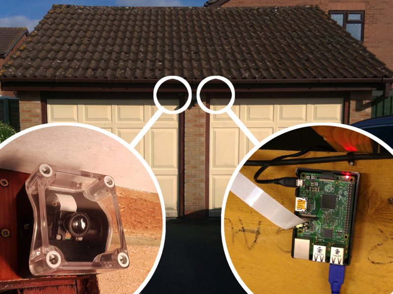 CCTV Camera with Raspberry Pi 2 and motionEyeOS #piday