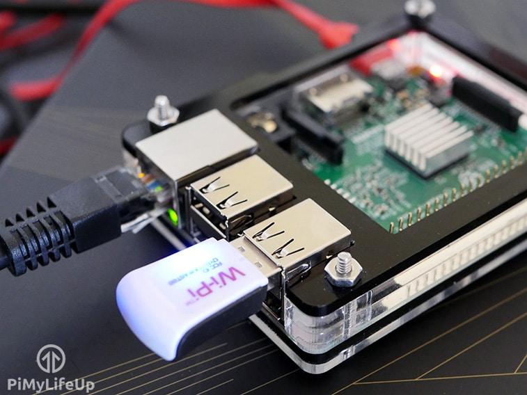 Raspberry Pi WiFi Access Point VPN v3