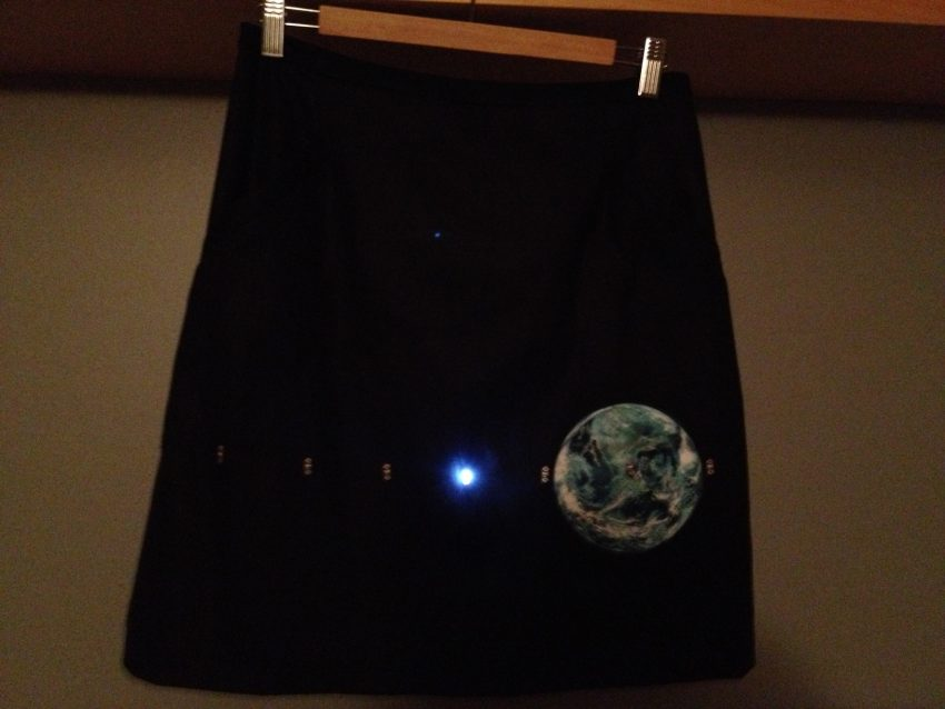 NASA ISS Orbit Skirt