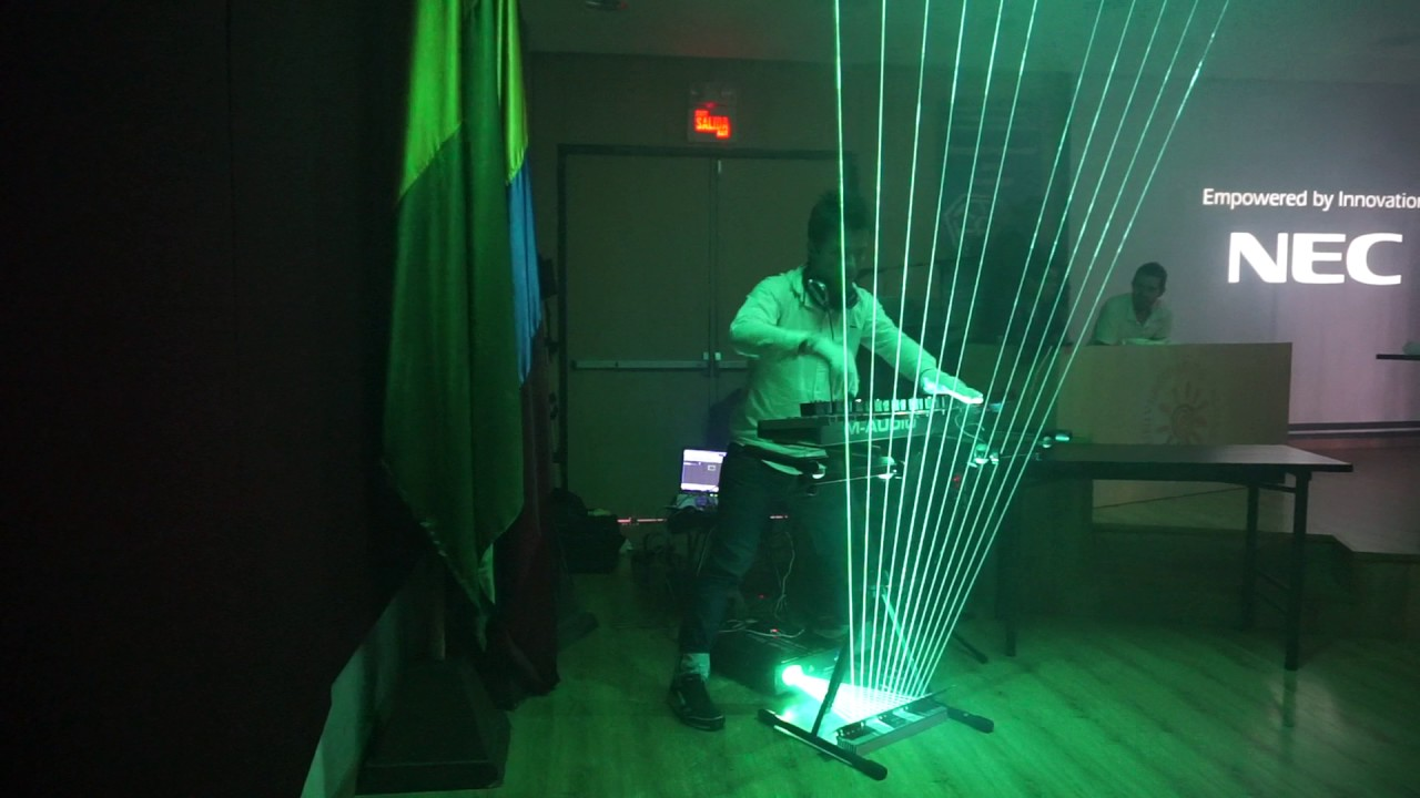arduino powered laser harp project  arttuesday  u00ab adafruit industries  u2013 makers  hackers  artists