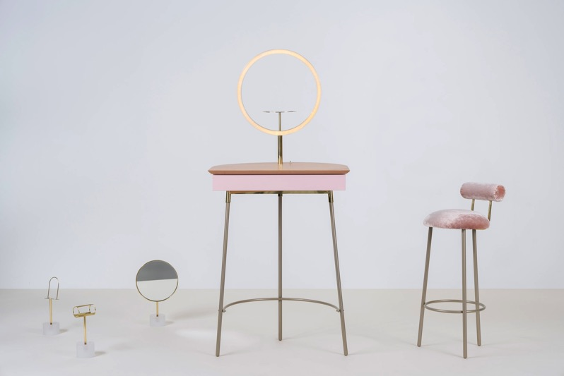 Athena collection olivia lee milan design week furniture dezeen 2364 col 0