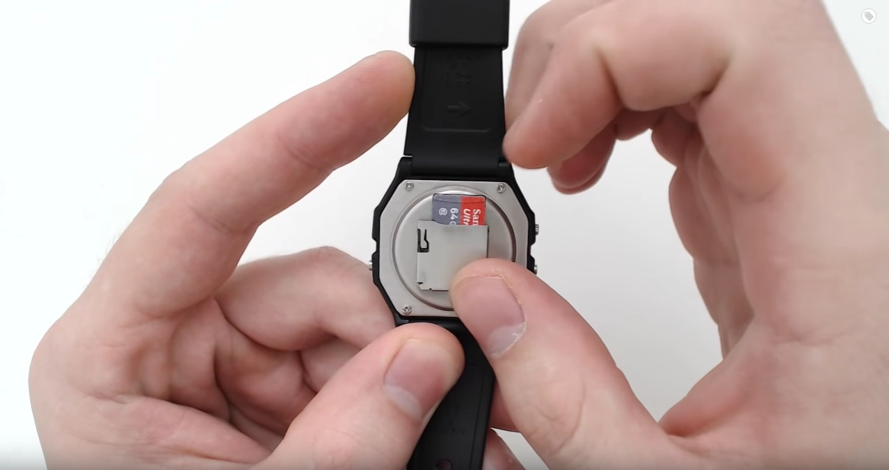 Classic Casio F-91 Wristwatch with Some Simple Upgrades