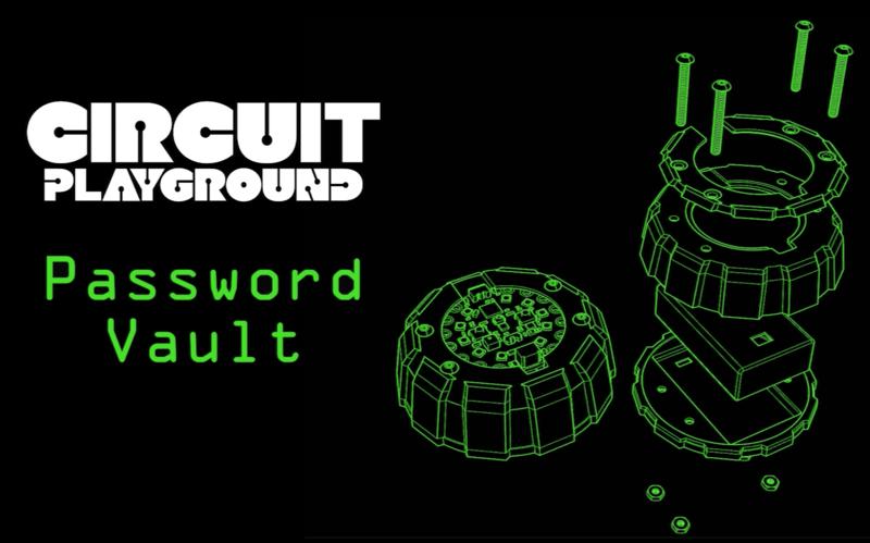 Circuit playground PassVaultWire