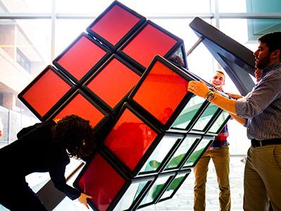 Rubiks story