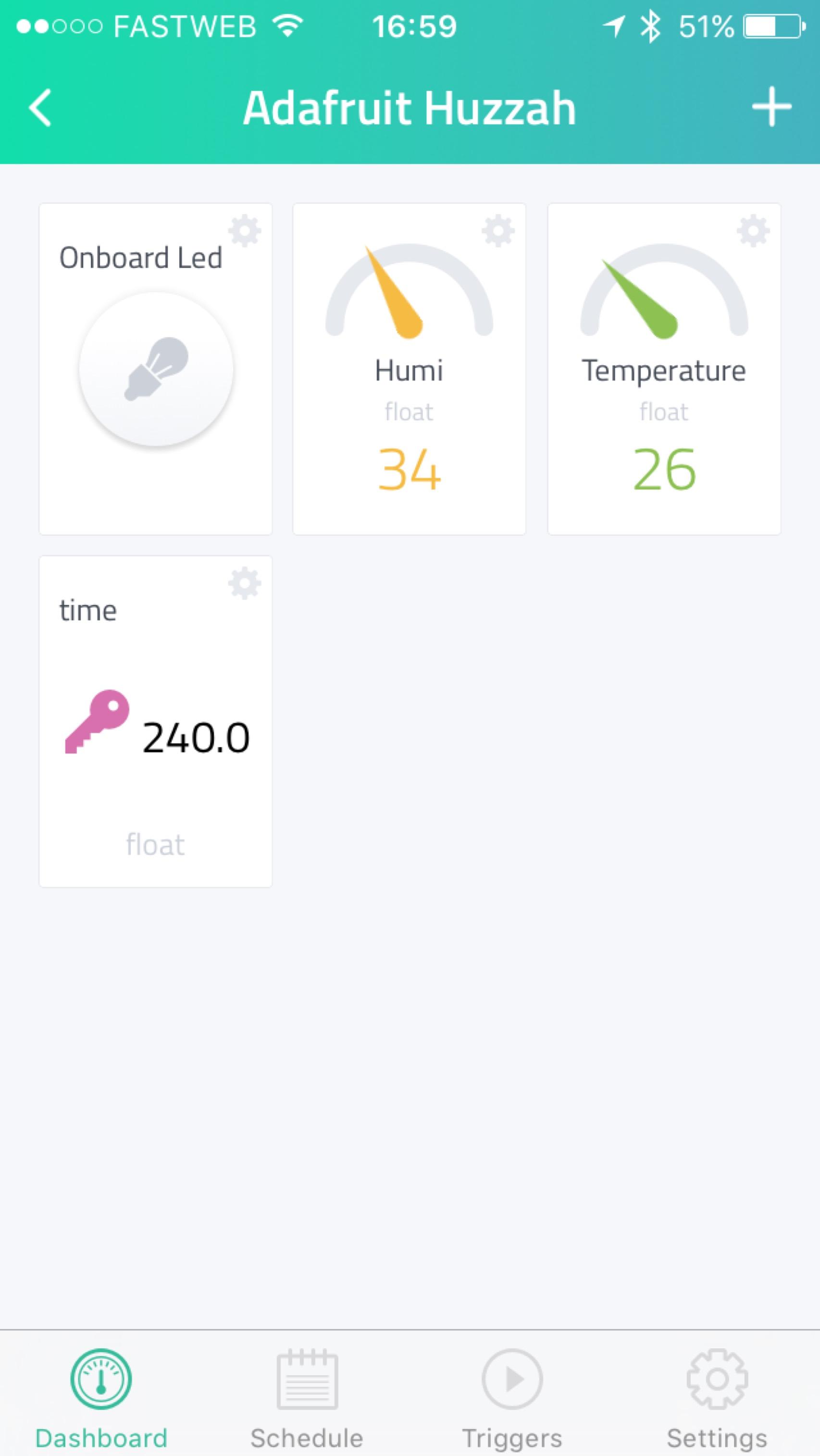 Adafruit Huzzah Mobile App Pic