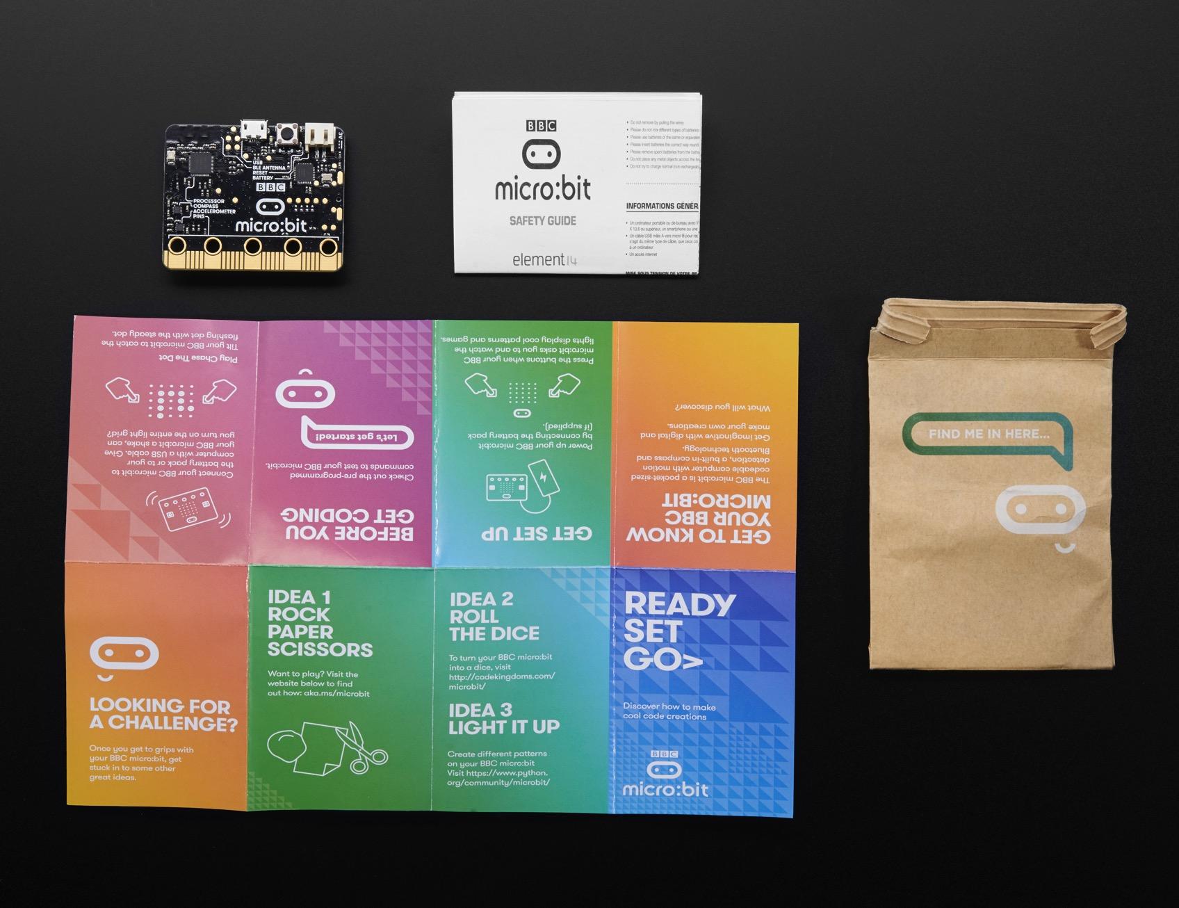 Microbit kit 01 ORIG