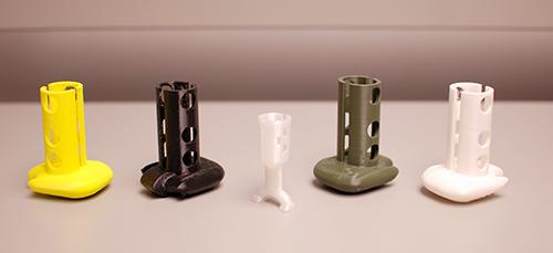3D Prints for a Parrot