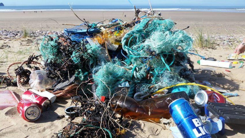 The Plastic Tide