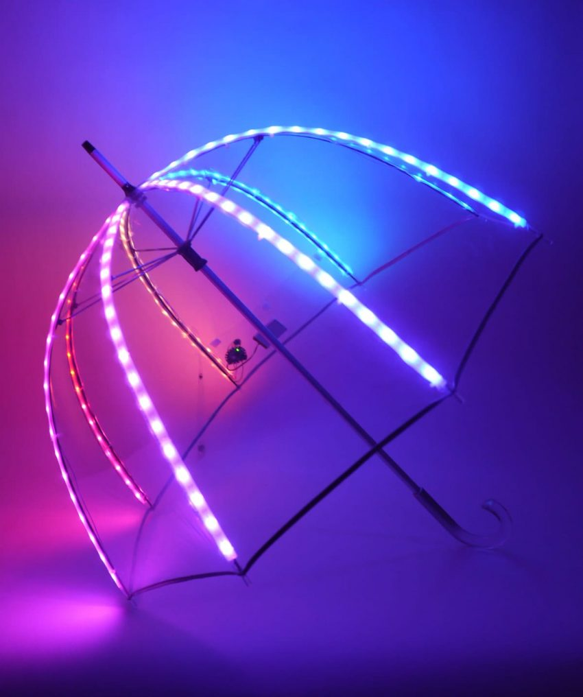 LED Tech Umbrella
