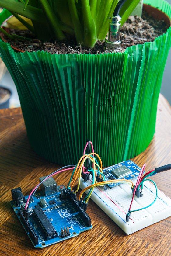 Adafruit Wireless Garden
