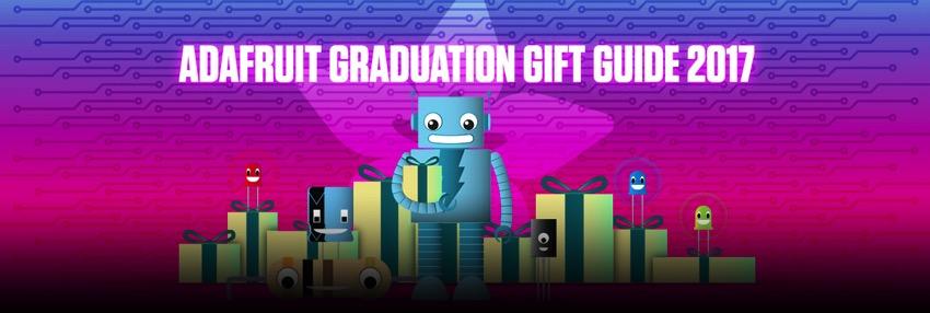 Adafruit graduation gift guide blog