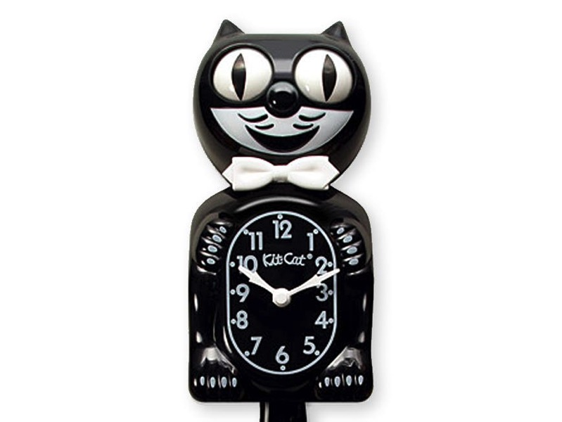 Kitcatclock black white bg 88yIol8oTz png