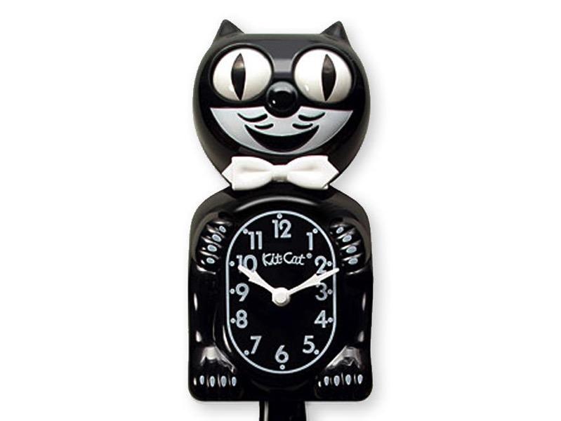 Kitcatclock black white bg 88yIol8oTz png