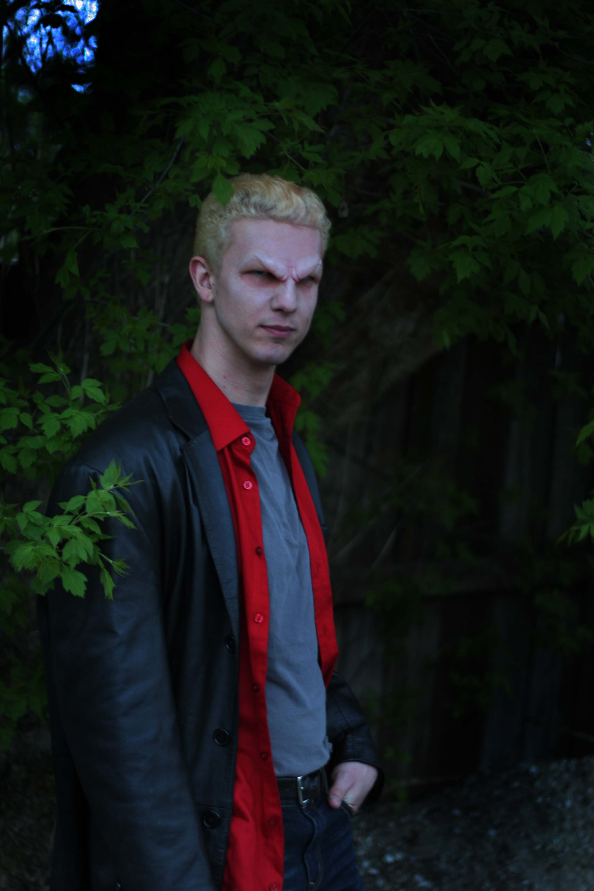 buffy the vampire slayer spike costume has a soul « adafruit