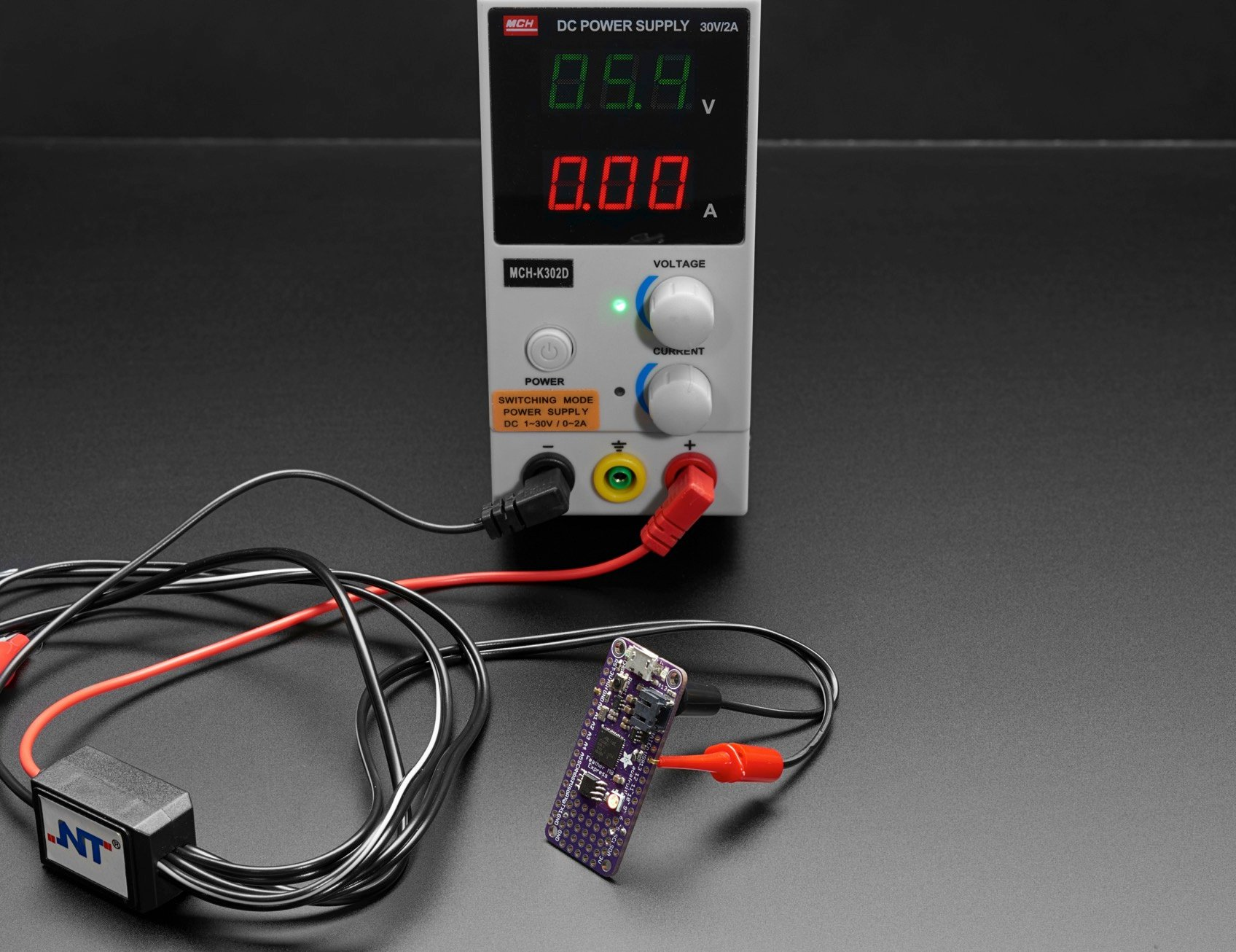 NEW PRODUCT – Multifunction Basic Power Supply Test Line – Banana to ...