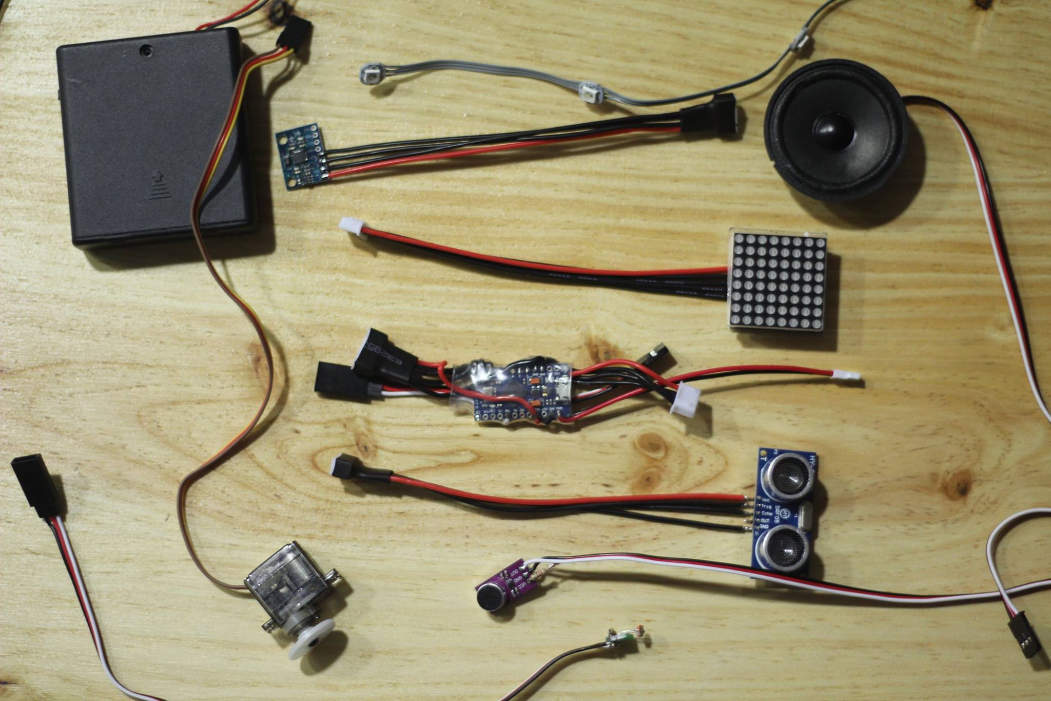 Cyborg Tech Kit
