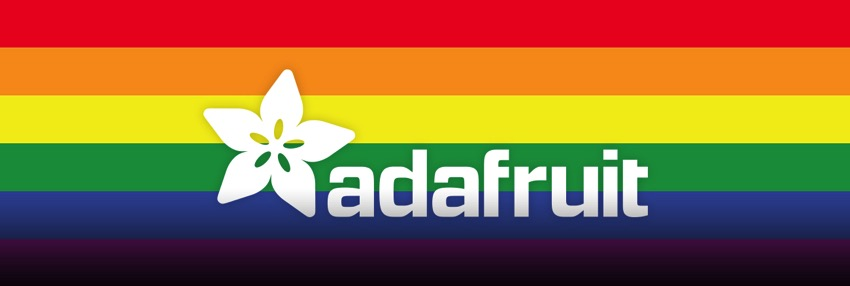 Adafruit pride blog