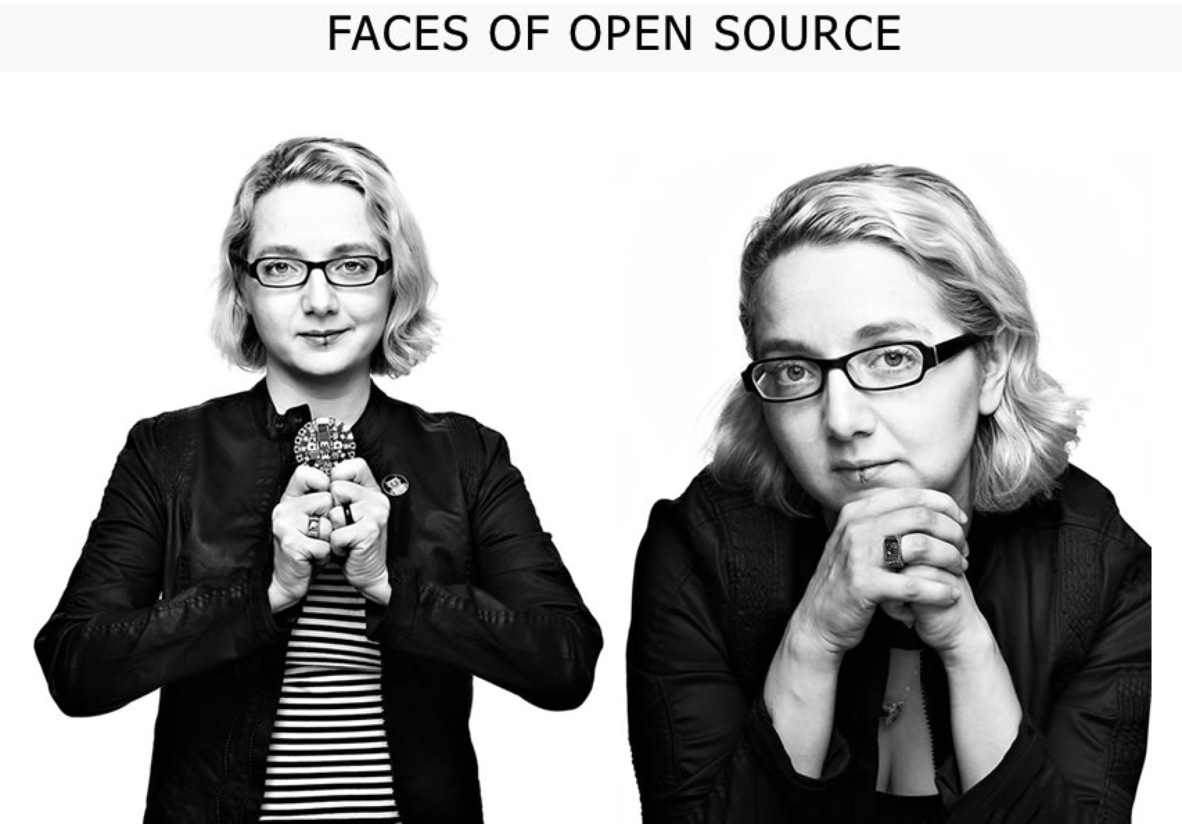 Faces Of Open Source Limor Fried