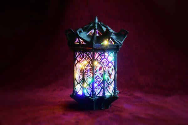 gothic lantern lighting. Gothic Lantern By Shira #3DThursday #3DPrinting Lighting