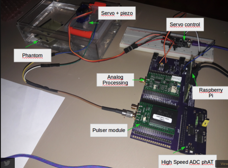 A HSDK for ultrasound imaging Gallery Hackaday io