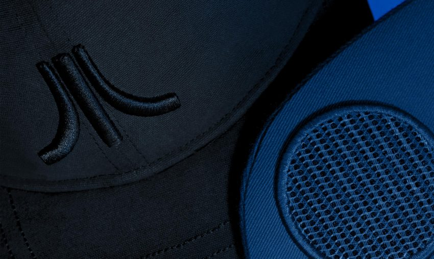 Atari SpeakerHat Detail