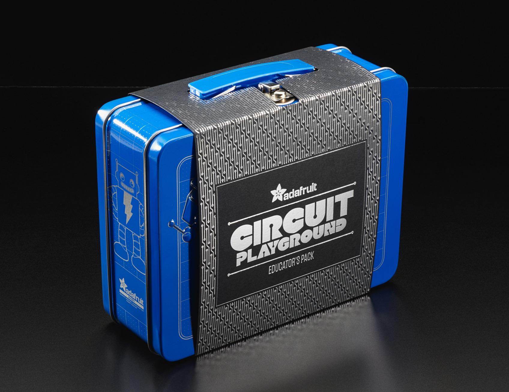 Circuit Playground Educators Pack iso packaging ORIG