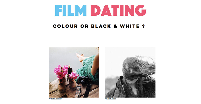 Film photography test and review Colour or Black White