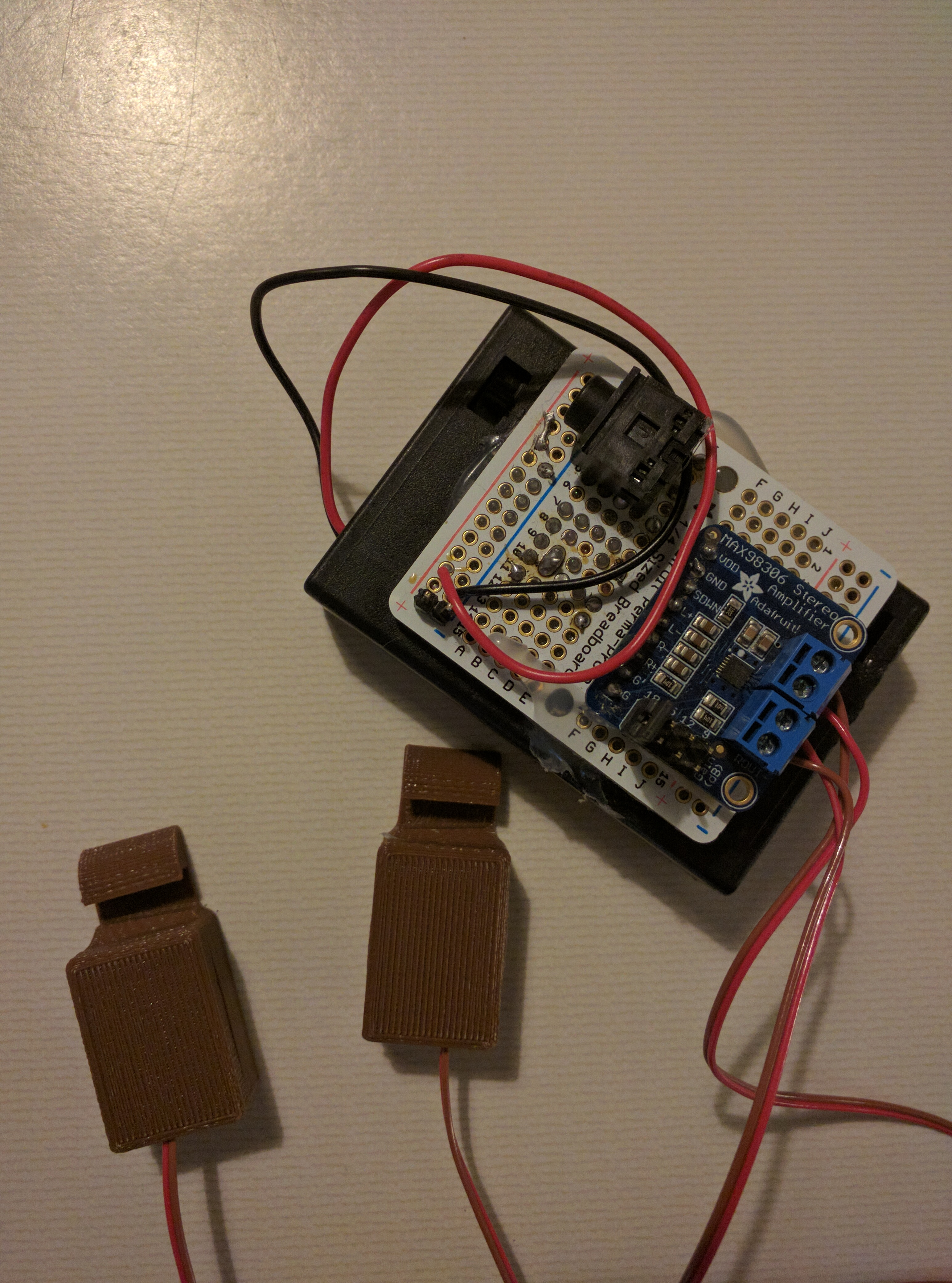 Raspberry Pi John Darko Goes Through The Audio Capabilities Of Police Bicycle Siren Circuits Electronic Projects Or You Can Make