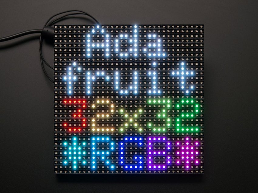 Adafruit LED Matrix