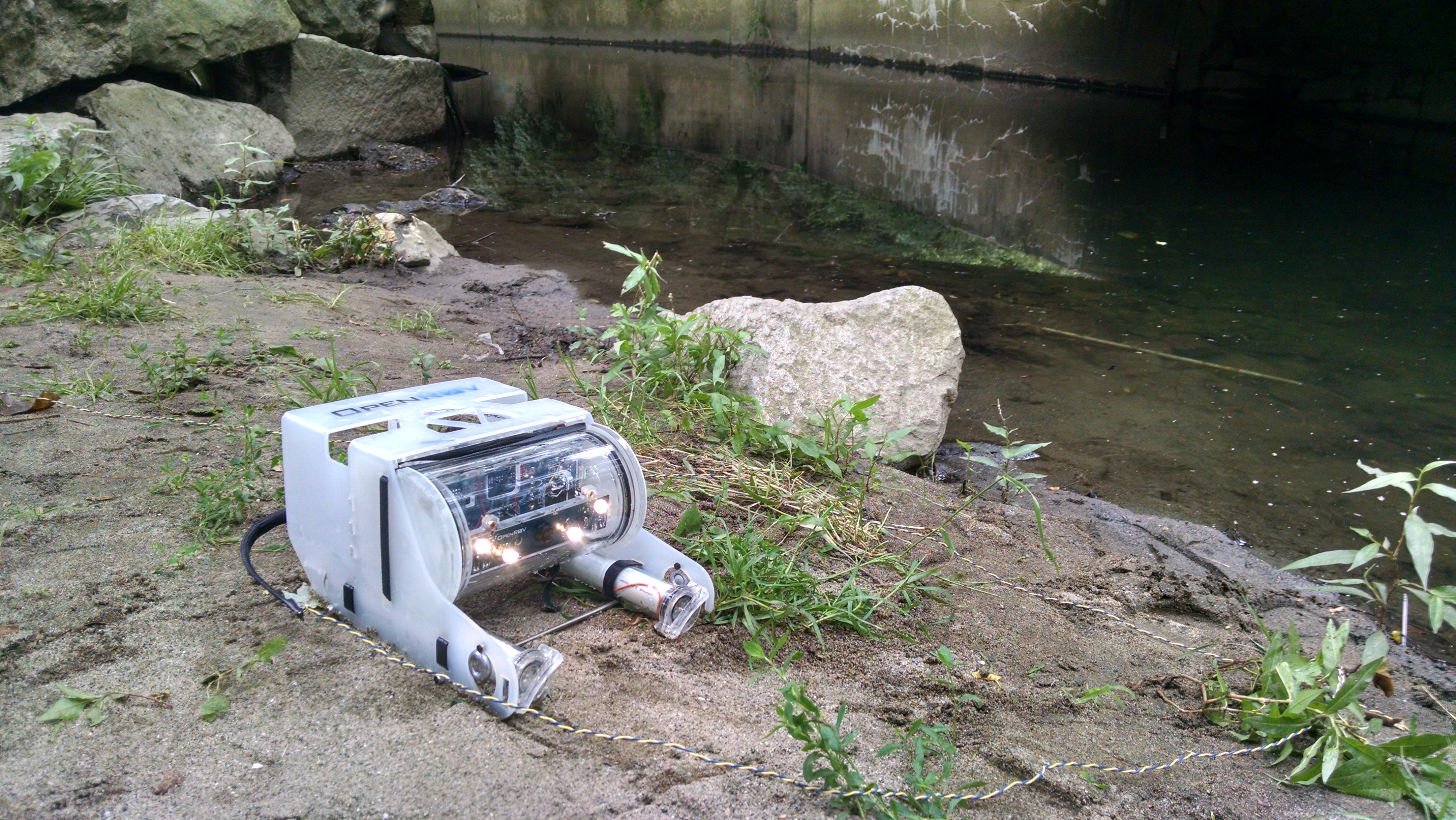 OpenROV for Rivers