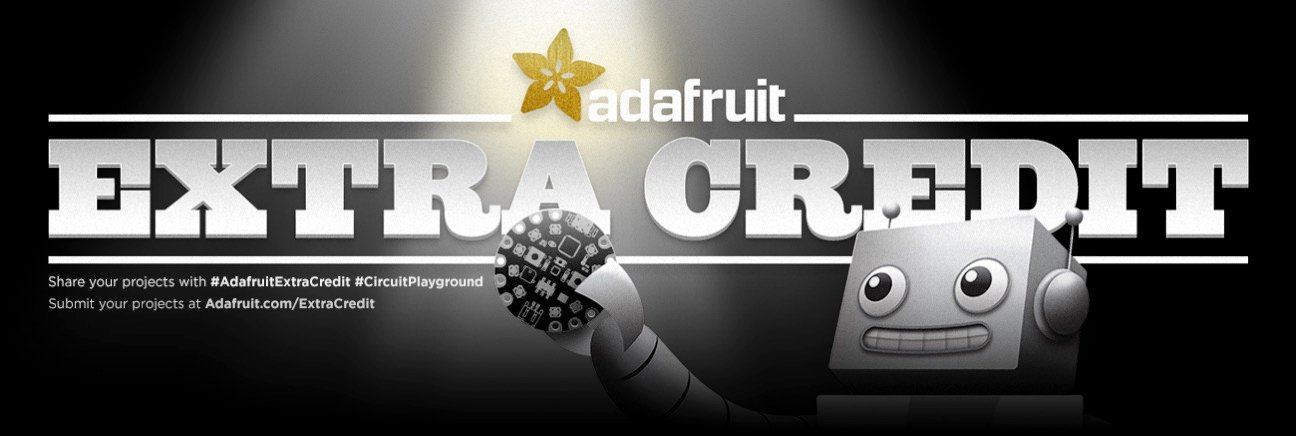 Adafruit extra credit blog