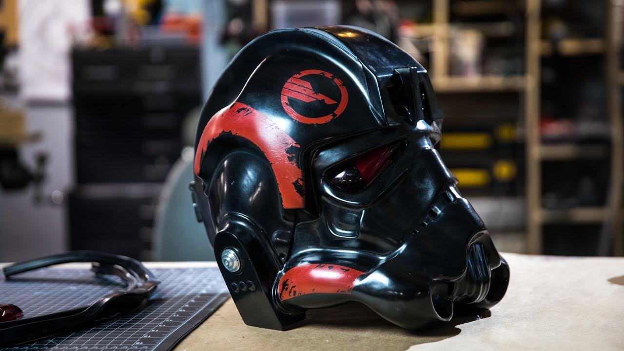 Battlefront Ii Inferno Squad Helmet Build 171 Adafruit