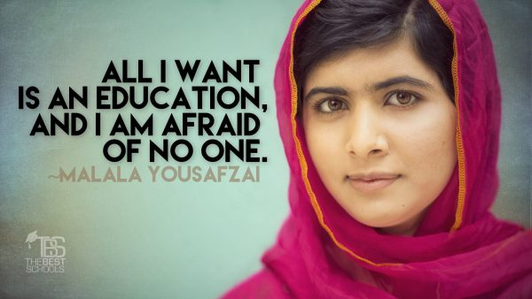 malala day Earlier this year, nobel peace prize winner malala yousafzai became an  honorary canadian citizen there to mark the occasion was fourteen-year-old  blogger.