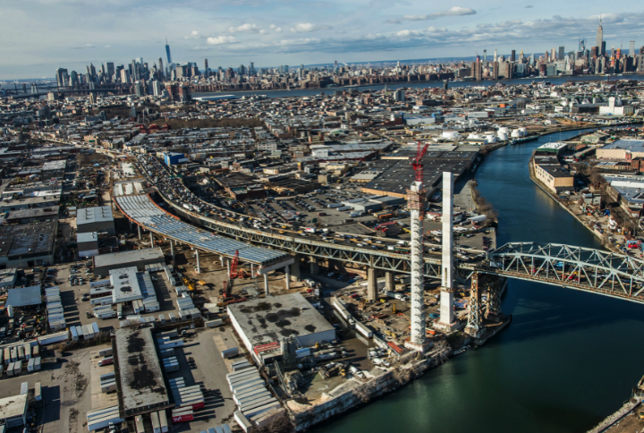 How NYC Got Rid of a 2 400 Ton Bridge Span in an Eco Friendly Way Core77