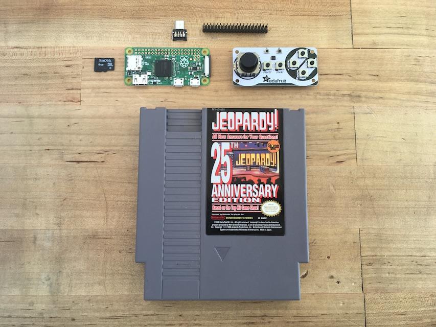 NEW GUIDE: John Park's NES Cart RetroPie Game Console