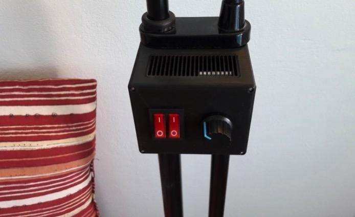 YouMagine Floor lamp triac regulator dimmer case by Petr YouMagine 🏠