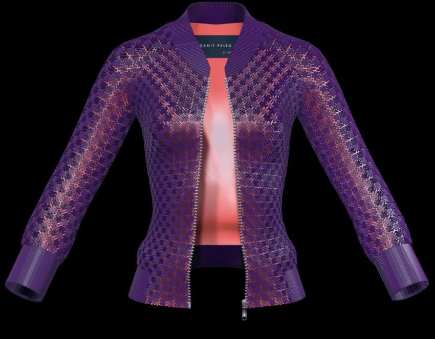 Danit Peleg 3D Printed Jacket
