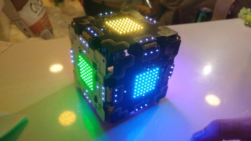 Queercon Cube