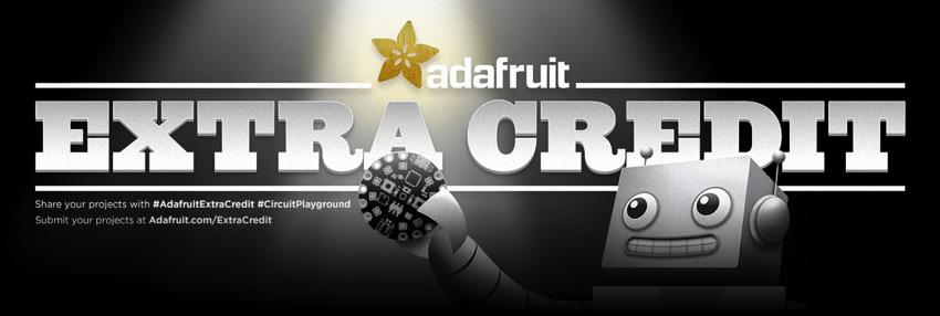 Adafruit extra credit blog