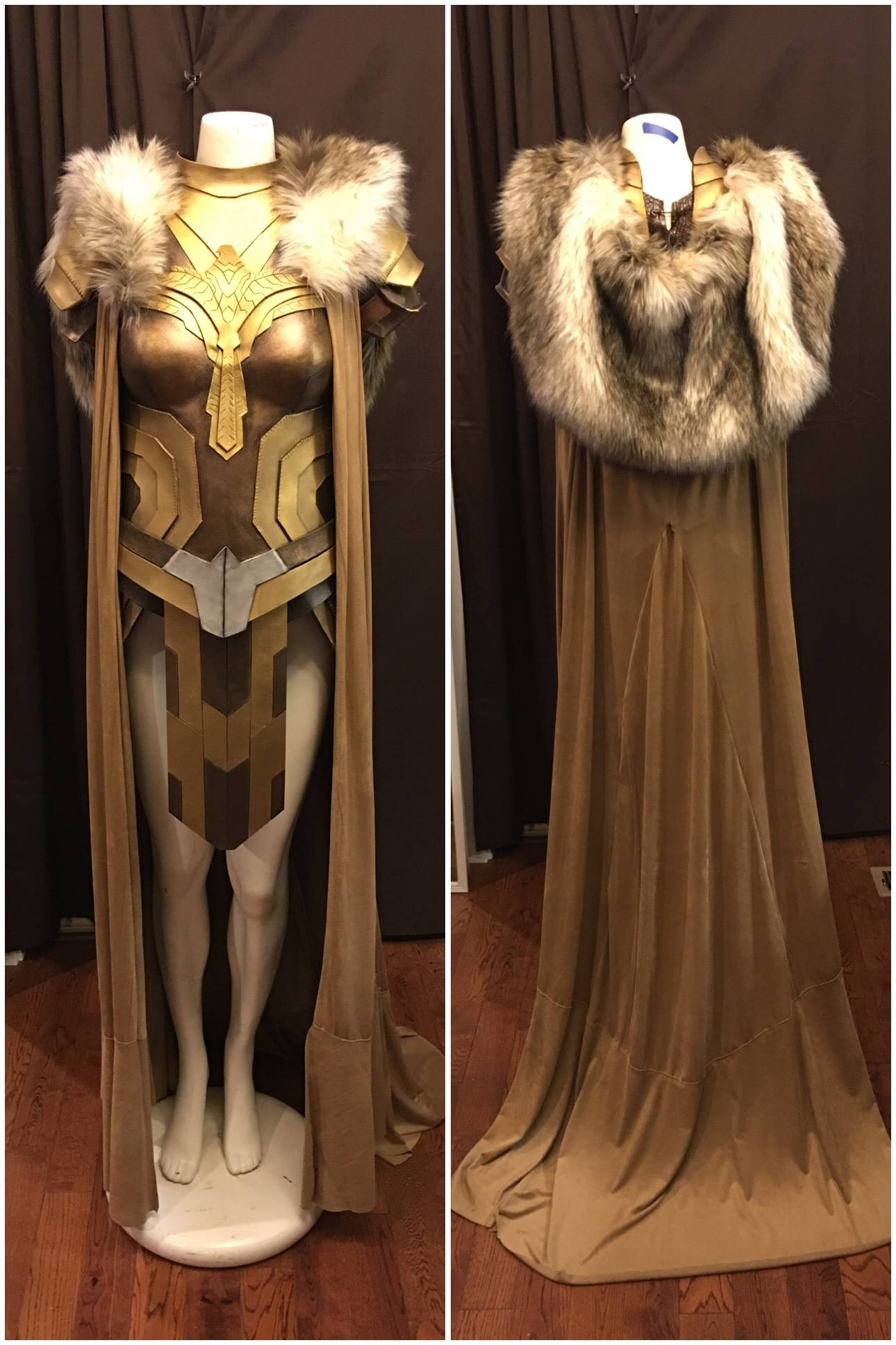 The Making of a Queen Hippolyta Costume « Adafruit ...