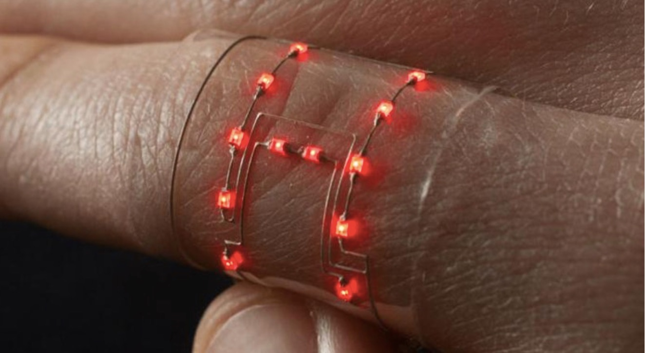 Low cost wearables manufactured by hybrid 3D printing Printed Electronics World