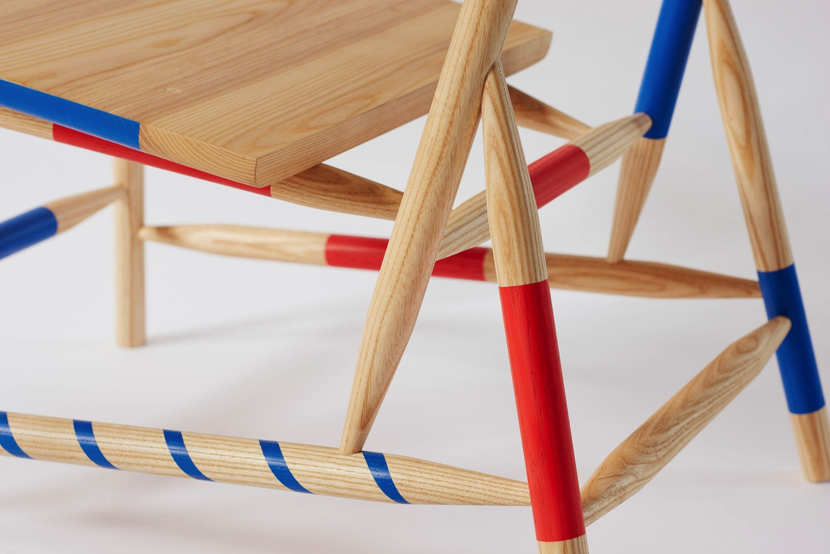 Mikado rio kobayashi furniture london design festival design dezeen 2364 col 3