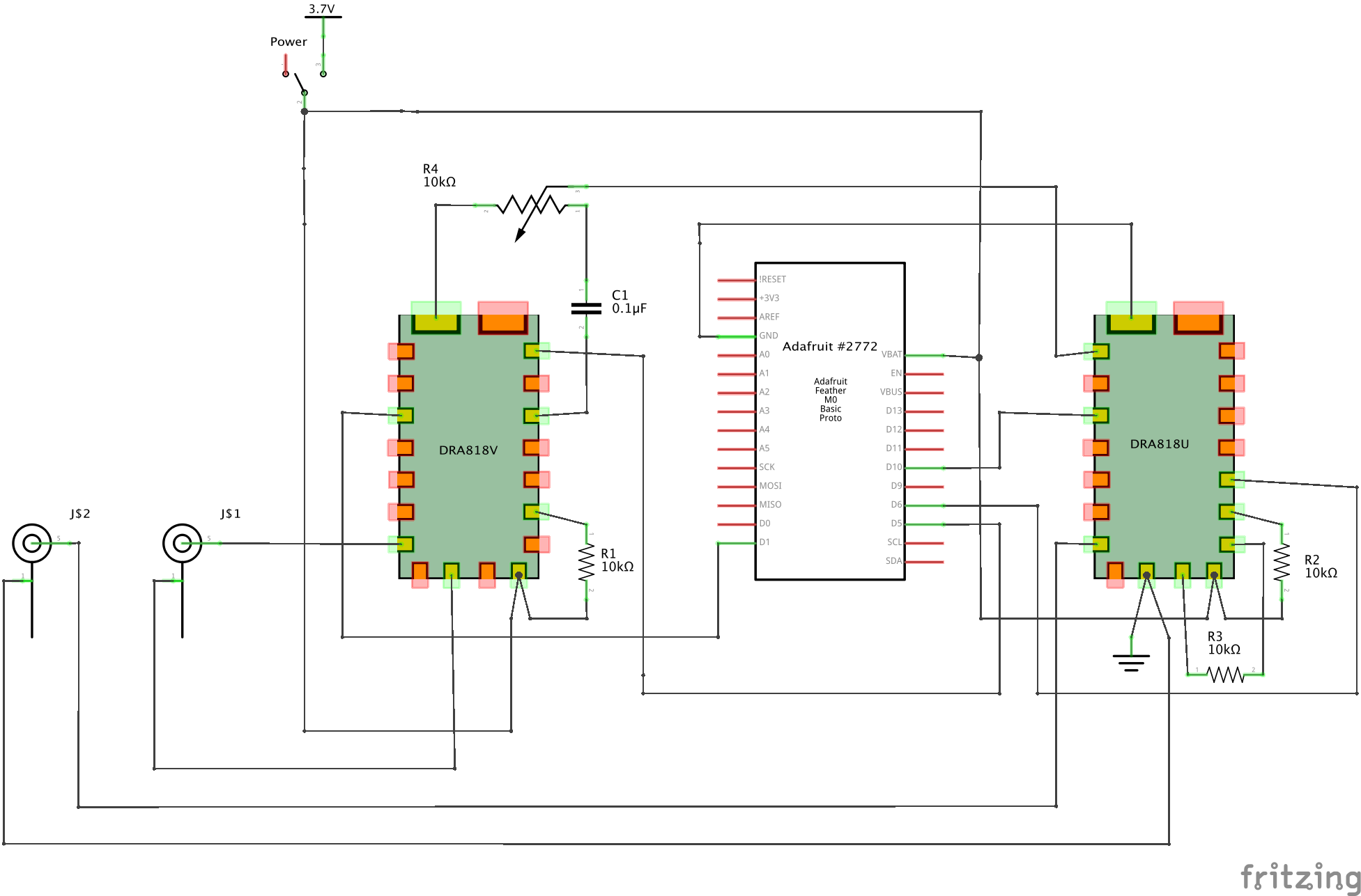 Via Creative Applications Networkcreated By Juliane Gtz And Ir Remote Control Extender Circuit Diagram Projects Nonstop Read More