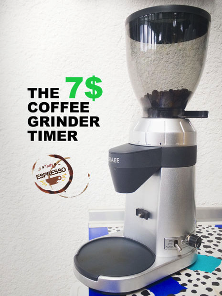 Making a Coffee Grinder Timer Adafruit Industries Makers, hackers, artists, designers and ...