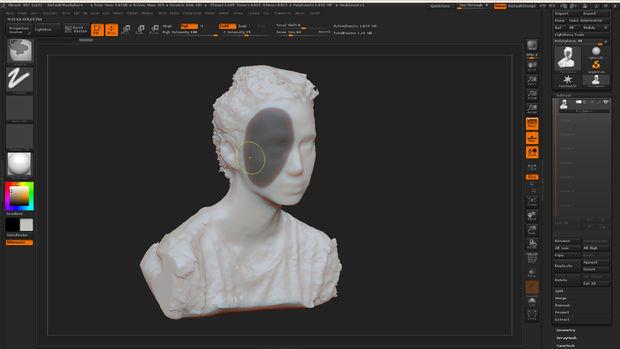 Aposema Robotic Responsive Mask